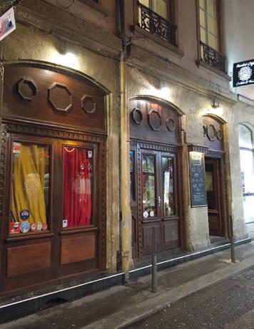 Mumbaï Café à Lyon © C. Reynaud