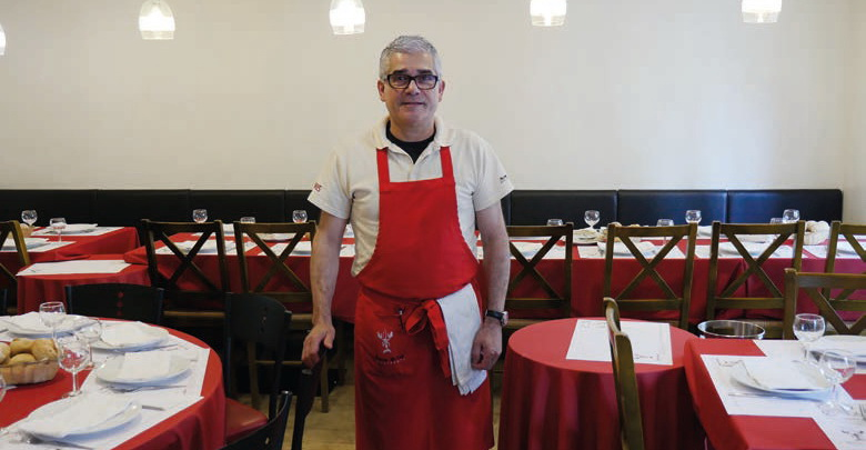 Une belle histoire et une success-story autour de la véritable cuisine portugaise © Y. Pierre