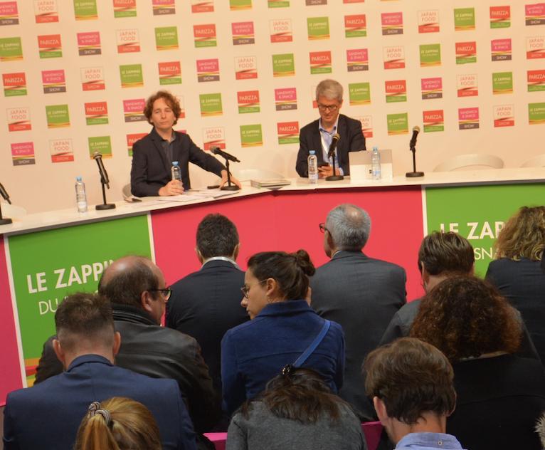 Anthony Thiriet et François Blouin sur le Zapping du Snacking 2019
