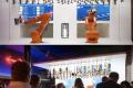 Un robot mixologue à La Salamandre à Strasbourg © Agence Infra