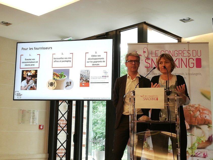Food Service Vision au Congrès du Snacking 2019