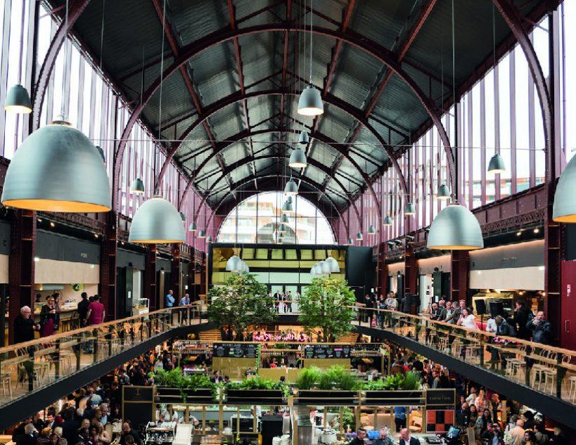 Gare du Sud à Nice DR