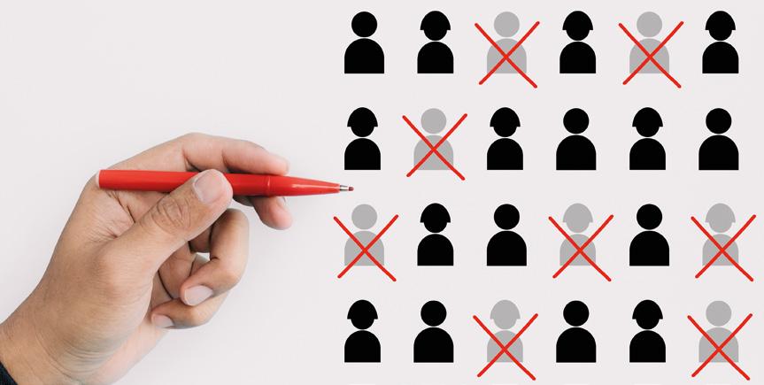 Gestion de l'emploi © Shutterstock