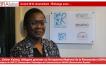 Esther Kalonji, déléguée générale du GNR, regroupant notamment le Syndicat National de la Restauration Thématique et Commerciale (SNRTC) et le Syndicat National de la Restauration Rapide (SNARR).
