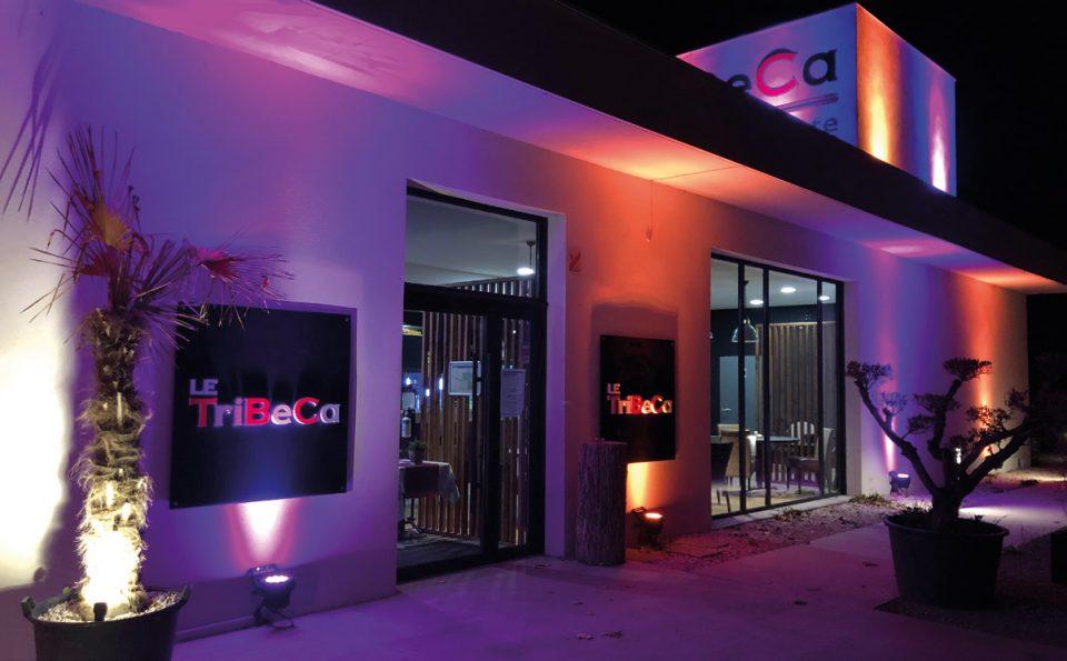 L'ancien bar à « before » est devenu un restaurant familial et convivial, bientôt doté d'un nouveau bar festif. Photos © D. Thomas-Radux