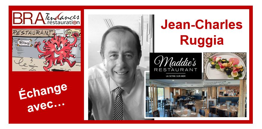 Jean-Charles Ruggia, propriétaire du Maddie's à la Seyne-sur-Mer.