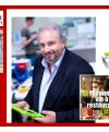 Yves Rallon, président directeur général d'ePack Hygiene