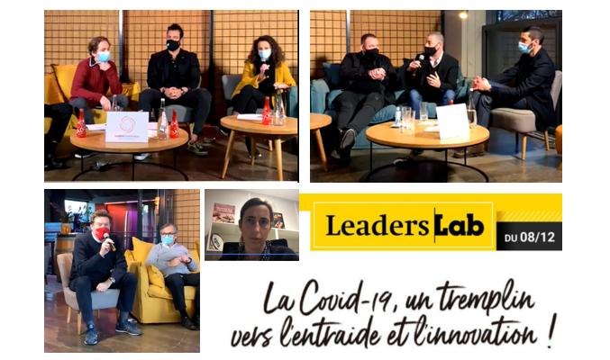 Regardez le replay du LeadersLab du 8 décembre !