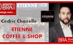 Cédric Chazelle - Etienne Coffee & Shop - B.R.A. Tendances Restauration