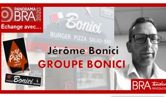 Jérôme Bonici - B.R.A. Tendances Restauration